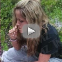 Jenelle Evans Smokes Weed, is Pregnant