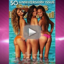 Si swimsuit issue cover 2014