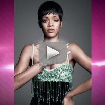 Rihanna: Vogue Cover Girl Again
