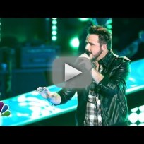 "Jeremy Briggs: ""Bad Company"" (The Voice Audition)"