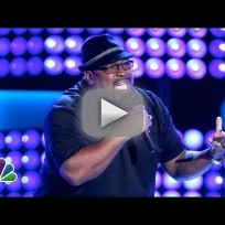 """Biff Gore: """"A Change Is Gonna Come"""" (The Voice Audition)"""