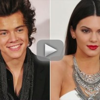 Kendall Jenner, Harry Styles Split