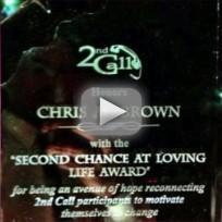 Chris Brown Graduates!