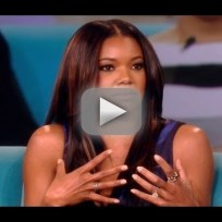 Gabrielle Union Discuss Rape on The View