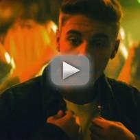 Justin Bieber Atlanta Protest