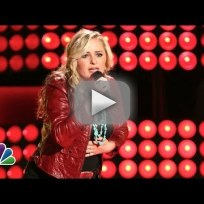 Cary laine better dig two the voice audition
