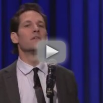 Jimmy Fallon Lip-Sync Off with Paul Rudd