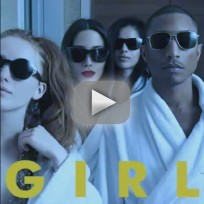 "Pharrell Williams and Miley Cyrus - ""Come Get It Bae"""
