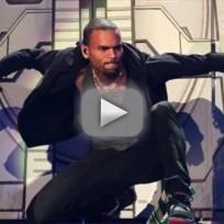 Chris Brown is Bipolar, Has PTSD