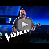 Ryan Whyte Maloney - Lights (The Voice Audition)