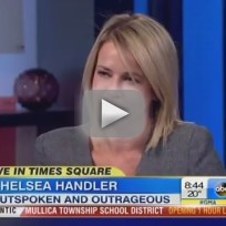 Chelsea Handler Denies Charges of Racism