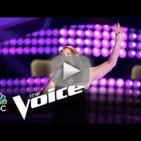 Audra mclaughlin angel from montgomery the voice audition