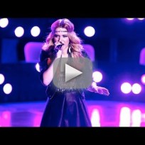 Ria Eaton: 'Cups' (The Voice Audition)