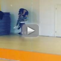 Justin Bieber and Selena Gomez: The Sexy Dance!