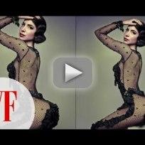 Jen Selter in Vanity Fair: Behind the Scenes