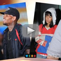 Chris Brown and Rihanna: Over For Good?