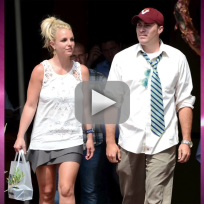 Britney Spears and David Lucado: Getting Married?