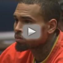 Chris Brown: I'm Good at Using Guns and Knives!