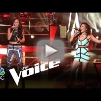 Brittnee Camelle vs. Melissa Jimenez: Give It to Me Right (The Voice)
