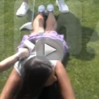 Liz Dickson, Golf Tee Video