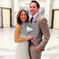 Renee Oteri Married!