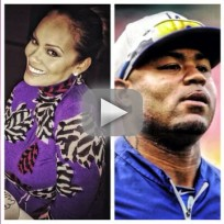 Evelyn lozada welcomes first child with carl crawford