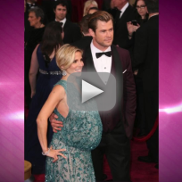 Chris Hemsworth, Elsa Pataky Welcome Twins