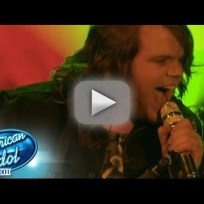 """Caleb Johnson - """"Dazed and Confused"""""""