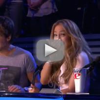 Jennifer Lopez Curses on Air