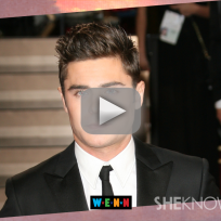 Zac efron beat up on skid row