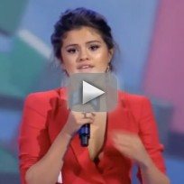 Selena Gomez WE DAY Speech