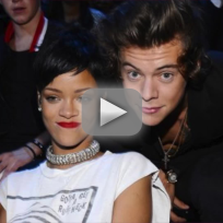 Harry Styles, Rihanna Dating?