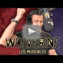Hugh jackman wolverine the musical