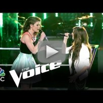 Christina Grimmie vs. Sam Behymer: 'Counting Stars' (The Voice)
