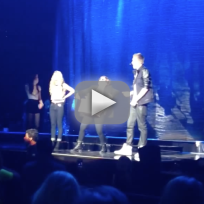 Demi Lovato Tour Surprise