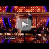Candace Cameron Bure & Mark Ballas - Jive - Week 3