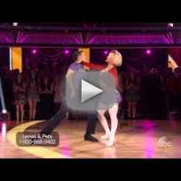 James Maslow & Peta Murgatroyd - Jive - Week 3