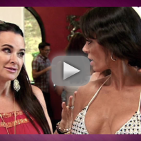 Carlton gebbia kyle richards feud