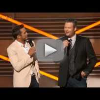 Blake shelton and luke bryan monologue acms 2014