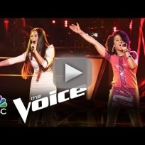 Music Box vs. Melissa Jimenez: Girl on Fire (The Voice)