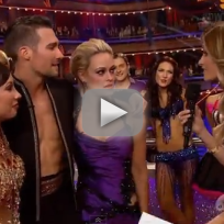 James maslow and cheryl burke tango week 4