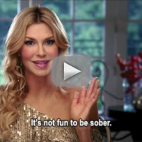 Brandi Glanville Freaks on Celebrity Apprentice