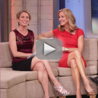 Amy robach vs lara spencer