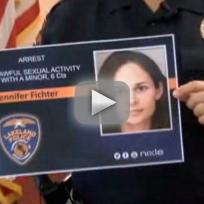 Jennifer Christine Fichter Arrested