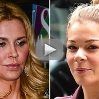 Brandi glanville pissed at leann rimes over sons party