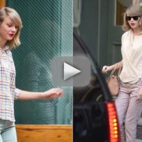 Taylor Swift: Too Skinny?