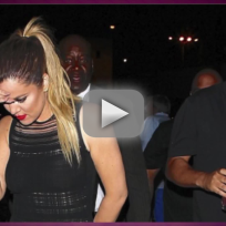 Khloe Kardashian: Spotted with French Montana!