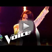 Kat Perkins: Magic Man (The Voice Top 12)