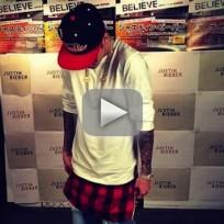 Justin Bieber Apologizes For Honoring Japanese War Criminals