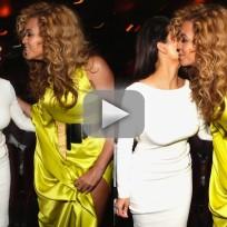 Beyonce, Jay-Z Snub Kim Kardashian, Kanye West